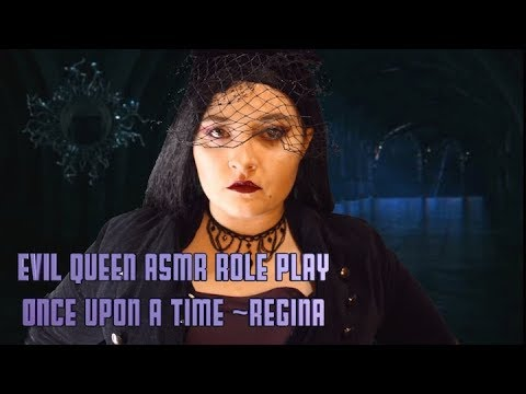Evil Queen ASMR Role Play (Once Upon A Time) Regina [RP MONTH]