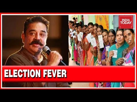 Kamal Triggers A Political Storm; Karnataka Gears Up For By Polls In 2 Seats