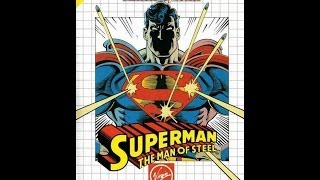 Superman: The Man of Steel (Sega Master System)