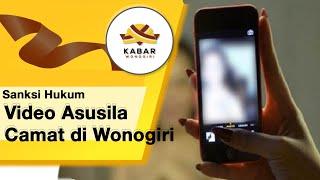 Video Camat di Wonogiri Menanti Sanksi
