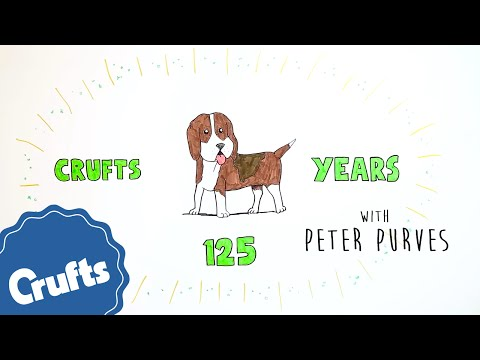 Celebrating Crufts 125th Anniversary with Peter Purves
