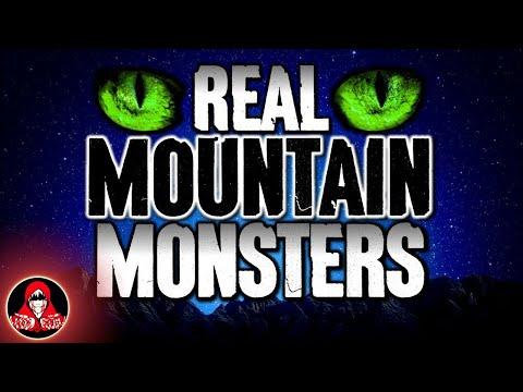 4 Real Mountain Monster Sightings