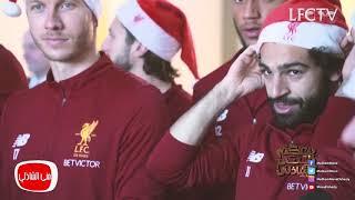 شاهد رسالة محمد صلاح بعد حصوله على جائزة أفضل لاعب في استفتاء معكم منى الشاذلي 2017