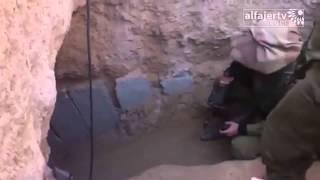 النفق الذي اكتشفه الاحتلال، والذي قال بأنه يربط قطاع غزة بفلسطين المحتلة عام 48 thumbnail
