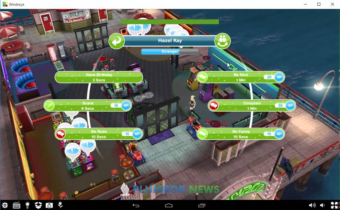 Cara Bermain The Sims FreePlay di PC/Laptop dengan Nyaman - YouTube