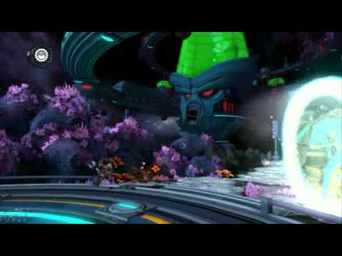 ryno v holo-plan # 9 - ratchet & clank future: a crack in time, Schematic