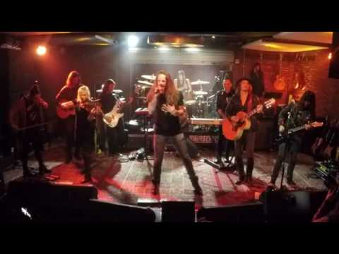 Alice In Chains- I Stay Away Cover at Soundcheck Live