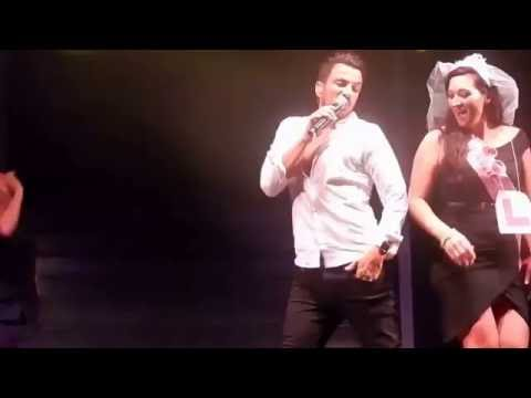 Peter Andre - Mysterious Girl - Chepstow 8th July 2016