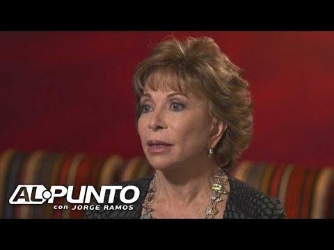 Isabel Allende nos cuenta de su nueva novela 'Más Allá del Invierno', del amor y el desamor