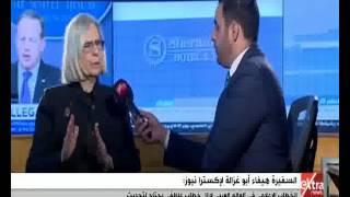 فيديو..الأمين المساعد للجامعة العربية :فتح قناة على الإنترنت للتواصل مع الشباب
