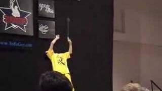 Shinji Saito Worlds 2003 2A Freestyle (1st Place)