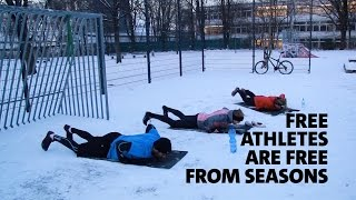 Be Bold Through The Cold - Freeletics Winter Motivation