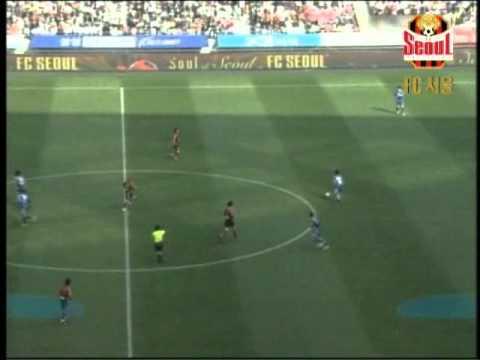 [HL] 20070408 - FC Seoul vs Suwon Samsung BlueWings