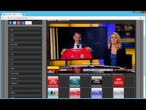 Watch All Channels - Free TV Online