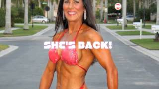 Fitness: Laura London before & after transformation