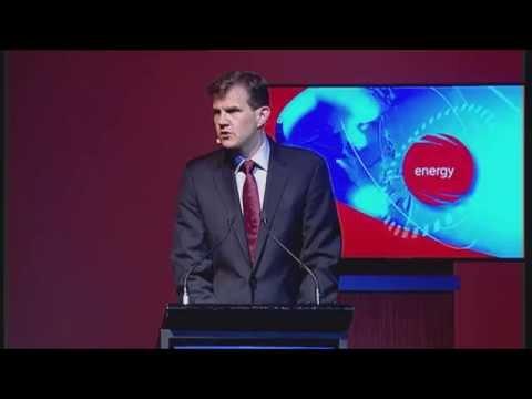 Brisbane Global Cafe - Powering Future Economy