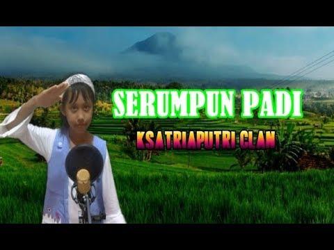 Serumpun Padi (Cover/Lirik) | Tematik 4B