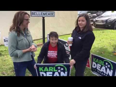Karl Dean - Get Out The Vote