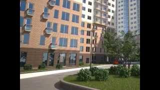 В Октябрьском районе строят дома, где нет городской суеты