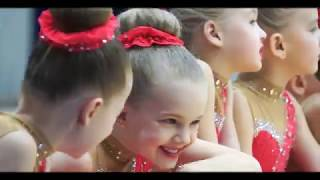 КРАСОТА И ГРАЦИЯ! Турнир по эстетической гимнастике 2018