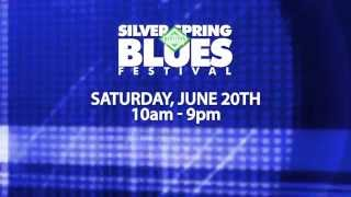 Silver Spring Blues Festival June 20th 2015 Promo