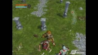 Champions: Return to Arms PlayStation 2
