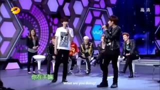 How to make your girlfriend feel better - Kyuhyun & Ryeowook (+Donghae) [CUT]