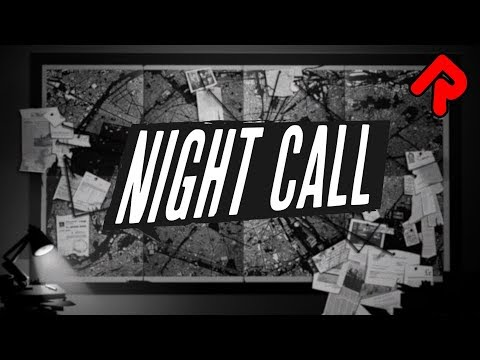 NIGHT CALL gameplay: 7 Nights To Catch a Killer! | Paris Taxi Driver Plays Detective..