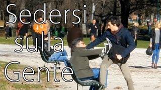 Sedersi sulla Gente - [Esperimento Sociale] - theShow #16