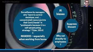 Better Compliance through less Surveillance