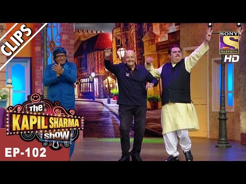 Kapil Welcomes Bollywood's