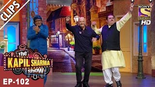 Kapil Welcomes Bollywood's Most Popular Villains to The Show-The Kapil Sharma Show - 30th Apr, 2017