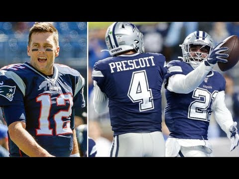 The Dallas Cowboys Vs Patriots Live Game Reactions Commentary