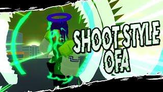 Endlich bekam SHOOT STYLE OFA | Deku One für alle in Helden Online | Roblox | iBeMaine