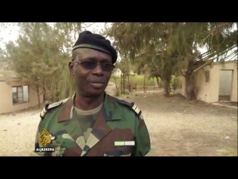US special forces train Senegal troops as fears of attacks grow