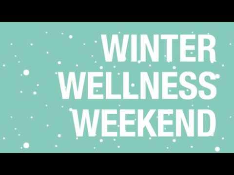 """WVUp All Night 1/12-13/18 """"Winter Wellness"""""""