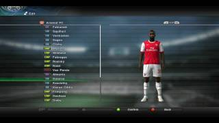 |PC| PES 2011 SMoKE Patch 3.6.2 Titanium+ Installation