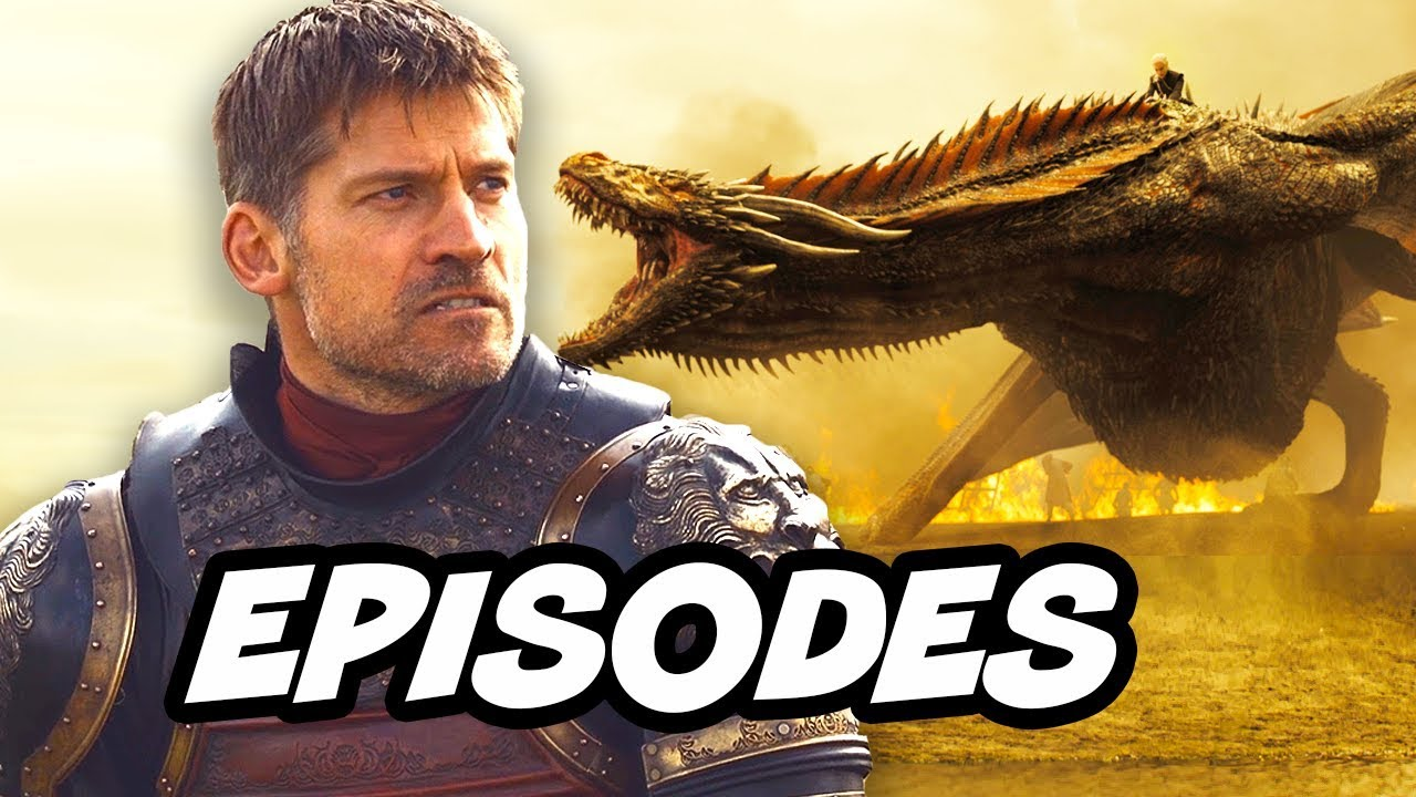 Game Of Thrones Season 7 Episodes Ranked and Season 8 Update