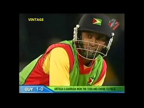 Guyana vs Anitgua Stanford T20 Highlights