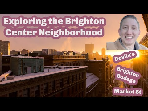 Living In Brighton MA: Exploring The Brighton Center Neighborhood