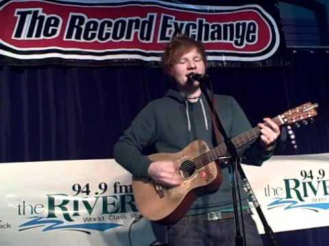 Ed Sheeran-Drunk (acoustic)