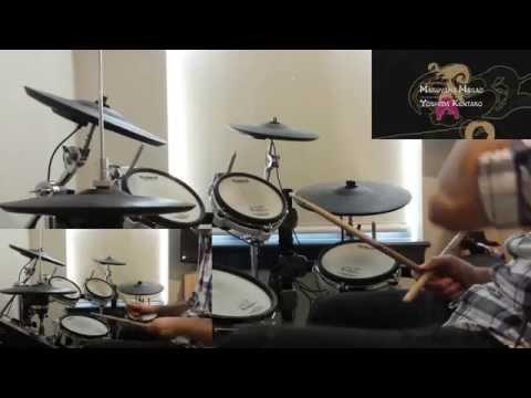 Garo: Honoo no Kokuin OP - Drum Cover