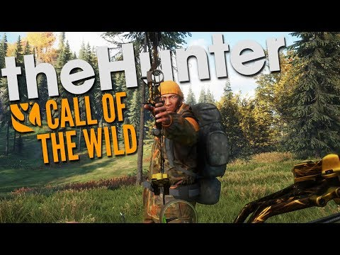 The Hunter Call Of The Wild | BOWS IN HIRSCHFELDEN!!