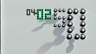 Часы во время ночной профилактики (ТВС, ноябрь 2002)