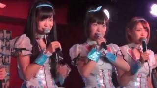 BAKU POP FES'16夏 1日目! 7月16日(土) ・19:45~エラバレシ アイノ...
