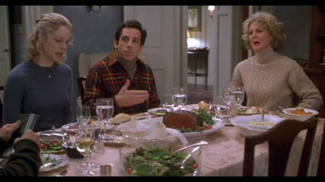 meet the parents funny dinner scene.mp4 - YouTube
