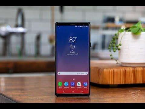 سامسونج جلاكسي نوت ٩ سوبر هاي كوبي Samsung Galaxy Note 9 Super Clone /32GB / Ram 4 GB / Face ID / 😍