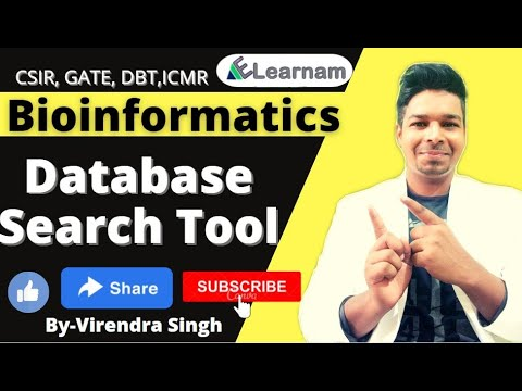 Database Search Tool || Data Submission Tool ||