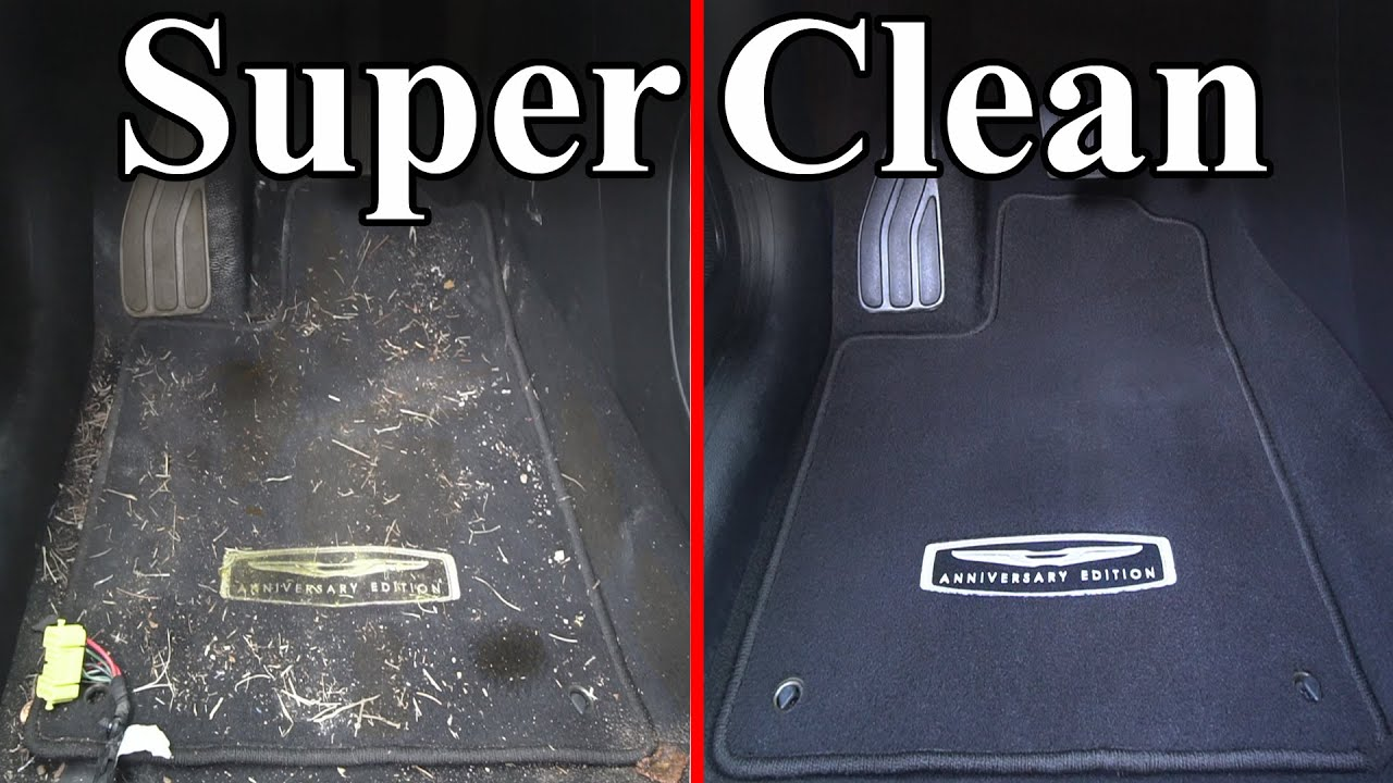 Download How To Super Clean the Interior of your Car (Carpets & Headliner)