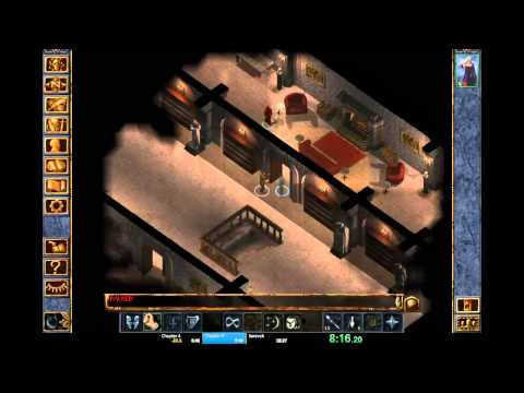 Baldur's Gate: Enhanced Edition - RTA Speedrun (17:09)